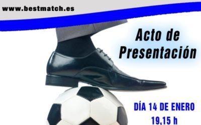 Presentación de Best Match,  en el Instituto de Emprendimiento Avanzado de Madrid